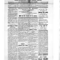 Le Journal de l'arrondissement de Valognes, numéro du 29 novembre 1924