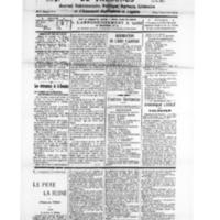 Le Journal de l'arrondissement de Valognes, numéro du 02 juin 1928