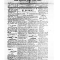 Le Journal de l'arrondissement de Valognes, numéro du 29 mai 1926