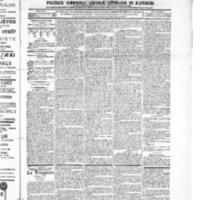 Le Journal de l'arrondissement de Valognes, numéro du 12 mai 1905