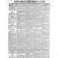 Le Journal de l'arrondissement de Valognes, numéro du 28 juillet 1905