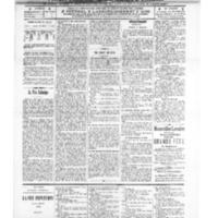 Le Journal de l'arrondissement de Valognes, numéro du 12 juillet 1913