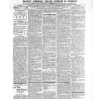 Le Journal de l'arrondissement de Valognes, numéro du 13 juillet 1906
