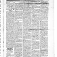 Le Journal de l'arrondissement de Valognes, numéro du 27 avril 1894
