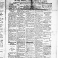 Le Journal de l'arrondissement de Valognes, numéro du 09 mai 1890