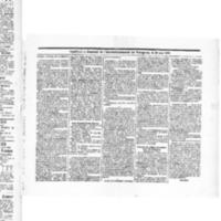 Le Journal de l'arrondissement de Valognes, supplément au numéro du 23 août 1889