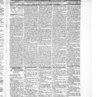 Le Journal de l'arrondissement de Valognes, numéro du 28 août 1896