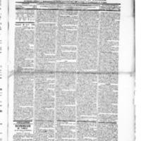 Le Journal de l'arrondissement de Valognes, numéro du 20 avril 1894