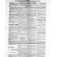 Le Journal de l'arrondissement de Valognes, numéro du 14 septembre 1928