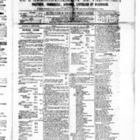 Le Journal de l'arrondissement de Valognes, numéro du 30 janvier 1880