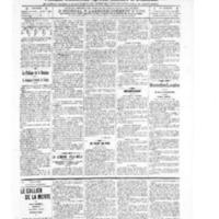 Le Journal de l'arrondissement de Valognes, numéro du 19 novembre 1909