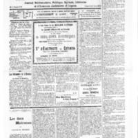 Le Journal de l'arrondissement de Valognes, numéro du 11 juin 1932