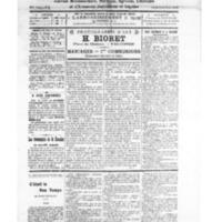 Le Journal de l'arrondissement de Valognes, numéro du 05 juin 1926