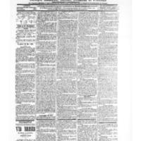 Le Journal de l'arrondissement de Valognes, numéro du 29 mai 1903