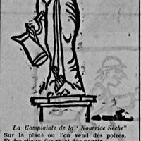 Le broc de la fontaine Mouchel
