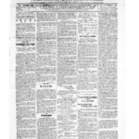 Le Journal de l'arrondissement de Valognes, numéro du 17 décembre 1909
