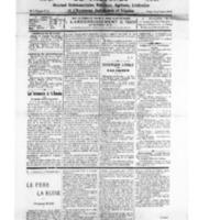 Le Journal de l'arrondissement de Valognes, numéro du 01 septembre 1928