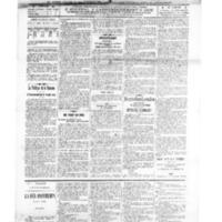Le Journal de l'arrondissement de Valognes, numéro du 19 juillet 1913