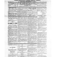 Le Journal de l'arrondissement de Valognes, numéro du 03 octobre 1926