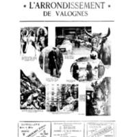 Le Journal de l'arrondissement de Valognes, supplément au numéro du 02 avril 1932