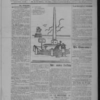 Le Coup de canon, numéro du 16 février 1918