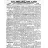 Le Journal de l'arrondissement de Valognes, numéro du 09 février 1906