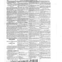 Le Journal de l'arrondissement de Valognes, numéro du 26 septembre 1873