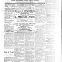 Le Journal de l'arrondissement de Valognes, numéro du 05 décembre 1931
