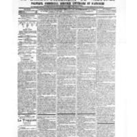 Le Journal de l'arrondissement de Valognes, numéro du 23 juin 1905