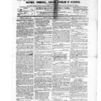 Le Journal de l'arrondissement de Valognes, numéro du 17 juillet 1885