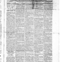 Le Journal de l'arrondissement de Valognes, numéro du 07 décembre 1894