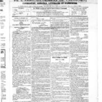 Le Journal de l'arrondissement de Valognes, numéro du 29 septembre 1865