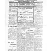 Le Journal de l'arrondissement de Valognes, numéro du 18 juin 1932
