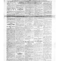 Le Journal de l'arrondissement de Valognes, numéro du 07 juin 1913