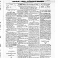 Le Journal de l'arrondissement de Valognes, numéro du 17 janvier 1868
