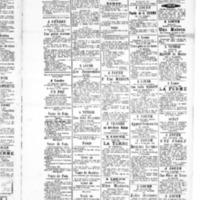 Le Journal de l'arrondissement de Valognes, supplément au numéro du 19 juin 1885