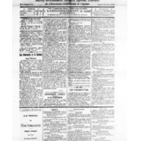 Le Journal de l'arrondissement de Valognes, numéro du 16 octobre 1926