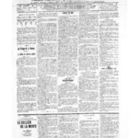 Le Journal de l'arrondissement de Valognes, numéro du 24 septembre 1909