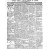 Le Journal de l'arrondissement de Valognes, numéro du 24 novembre 1905