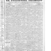 Le Bonhomme normand, numéro du 29 mai 1914