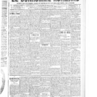 Le Bonhomme normand, numéro du 13 novembre 1914