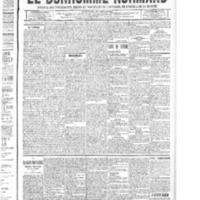 Le Bonhomme normand, numéro du 20 novembre 1914