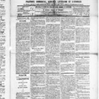 Le Journal de l'arrondissement de Valognes, numéro du 12 juillet 1889