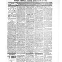Le Journal de l'arrondissement de Valognes, numéro du 01 mai 1903
