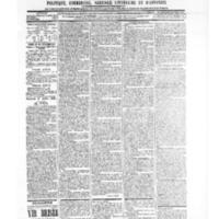 Le Journal de l'arrondissement de Valognes, numéro du 31 juillet 1903