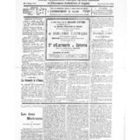 Le Journal de l'arrondissement de Valognes, numéro du 16 juillet 1932