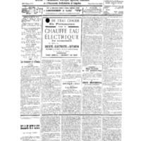 Le Journal de l'arrondissement de Valognes, numéro du 01 juin 1935