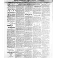 Le Journal de l'arrondissement de Valognes, numéro du 22 mars 1913