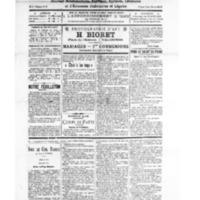Le Journal de l'arrondissement de Valognes, numéro du 22 mai 1926