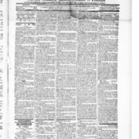 Le Journal de l'arrondissement de Valognes, numéro du 25 mai 1894